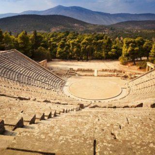 Τα μέρη της αρχαίας τραγωδίας